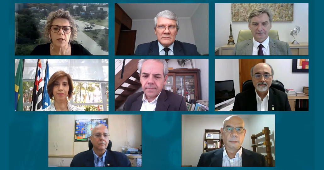 EESC participa da abertura conjunta da Semana de Recepção aos Calouros